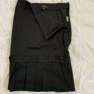 Bebe dress skirt